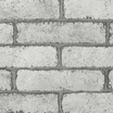 WSP สติ๊กเกอร์พิมพ์ลายหิน(หินสีเทา) M409 ขนาด 45*200 ซม.