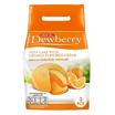 ดิวเบอร์รี่ พัฟเค้กสอดไส้ครีมส้ม 51 กรัม (3 ชิ้น/ถุง) แพ็ก 6 ถุง