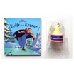 Disney Princess Book & Glitter Globe (Book & Snowglobe Disney)