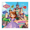 Sofia the First Puzzle Story Book สมุดภาพจิ๊กซอว์พร้อมการเรียนรู้ (ปกแข็ง)