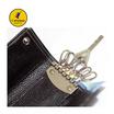 Coni Cocci กระเป๋าใส่กุญแจหนังแท้ สีดำ LM309