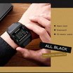 SANDA นาฬิกาข้อมือ รุ่น SM222-BK