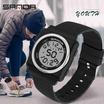 SANDA นาฬิกาข้อมือ รุ่น SW2000-BK/SI