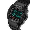 SANDA นาฬิกาข้อมือ รุ่น SW329-BK/RE
