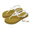 CHO-I-CE Slingback รองเท้าแตะรัดส้น รุ่นSB BRW