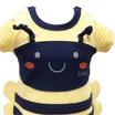 ENFANT ชุดหมีแขนสั้นลาย น้องผึ้ง สำหรับเด็กแรกเกิด ผู้ชาย