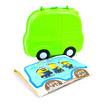 Minion มินเนี่ยนชุดรถผลไม้กล่องเขียว
