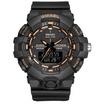 SMAEL นาฬิกาข้อมือ รุ่น Sm1642N-BKG