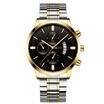ARLANCH นาฬิกาข้อมือ รุ่น AL303-SI/BK