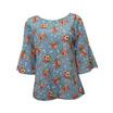Araya เสื้อลายดอก Free Size (คละลาย) 8 ชิ้น