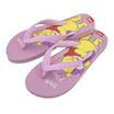 รองเท้าแตะลายหมีพูห์PH3572 สีชมพู