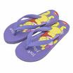 รองเท้าแตะลายหมีพูห์PH3572 สีม่วง