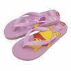 รองเท้าแตะลายหมีพูห์PH3573 สีชมพู