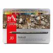 Caran D'Ache Pablo ดินสอสีไม้กันน้ำ 30 สี กล่องโลหะ 666.330