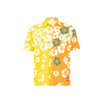 GQColor Shirt เสื้อเชิ้ตแขนสั้นเปลี่ยนสี สีเหลือง/ส้ม