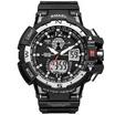 SMAEL นาฬิกา รุ่น SM1376-BK/SI