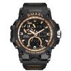 Smael นาฬิกาข้อมือ รุ่น S8011-BG
