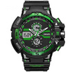 Smael นาฬิกาข้อมือ รุ่น Sm1376A-BK/GR