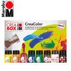 Marabu ชุดสีอะคริลิค CreaColor 8x100 ml.