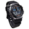 CASIO นาฬิกาข้อมือ รุ่น AE1000W-1BVDF
