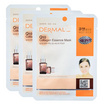 Dermal Q10 collagen essence mask 23g. #Orange