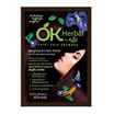 OK Herbal Color Care Shampoo Dark Brown 30ml Pack6