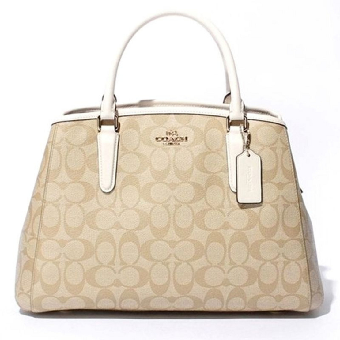 Coach F58310 Small Margot Carryall In Signature